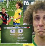 世界杯巴西vs德国7比1 回顾德国7-1狂屠巴西