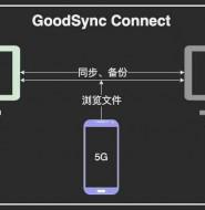 1年免费的文件同步工具GoodSync 11 限免