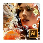 adobe AiIllustrator CS5 CS6 CC for MAC PC 平面广告设计软件教程下载
