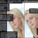 最新PS图片人像磨皮润色滤镜插件Imagenomic Portraiture2.3.4注册版下载