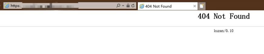 【白话科普】上网时遇到的 404 是什么意思? 2